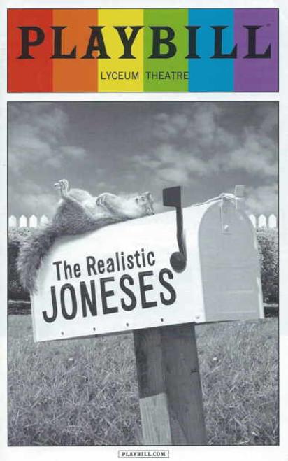 The Realistic Joneses June 2014 Pride Edition Toni Collette, Michael C Hall, Tracy Letts, Marisa Tomei