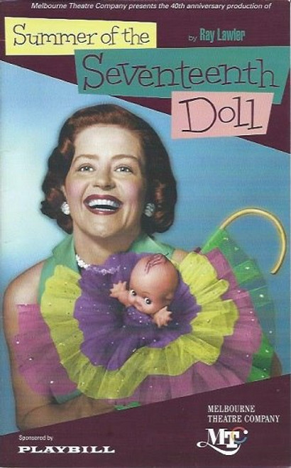Summer of the Seventeenth Doll by Ray Lawler Sophie Lee, Valerie Bader, Genevieve Picot, Lois Ramsey, Steve Bisley, Frankie J Holden, Fred Whitlock