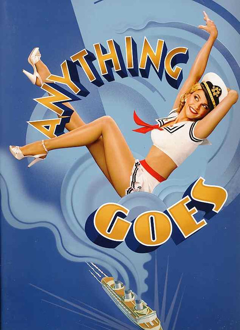Anything Goes (Musical) Broadway 2011 - 2012, Sutton Foster, Joel Grey, Adam Godley, Colin Donnell, Laura Osnes, Jessica Stone, Walter Charles, Robert Creighton, Andrew Cao, Raymond J Lee