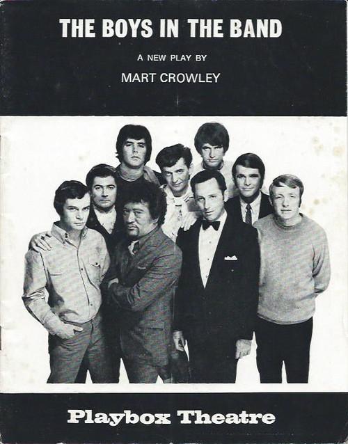 The Boys in the Band (1968 Play) Starring Henri Szeps,John Krummel, John Norman, Charles Little, Gerard Maguire, Ian Sprake, Kuki Kaa, Robert Essex, Vern Todd