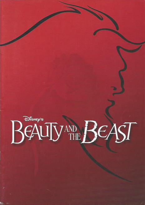 Beauty and the Beast (Musical) Carmen Morris, Alan Edmondson, Zoy Frangos, Julie Stacey Souvenir Program BLOC Production Ballarat Australia Lots of great pictures from the show and all the stars