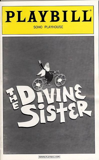 The Divine Sister is an outrageous comic homage to nearly every Hollywood film involving nuns. Evoking such films as The Song of Bernadette