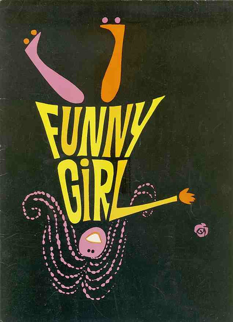 Funny Girl (Musical), Barbra Streisand, Michael Craig, Lee Allen, Stella Moray, 1966 Prince of Wales Theatre London