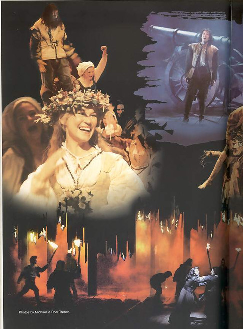 Martin Guerre is a two-act musical with a book by Claude-Michel Schönberg and Alain Boublil, lyrics by Alain Boublil and Stephen Clark, and music by Claude-Michel Schönberg