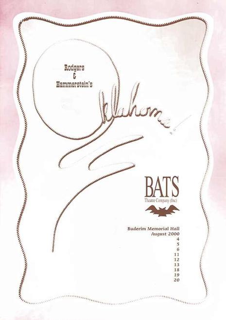 Oklahoma (Musical) Greg Pleming, Katherine Carr, Marilyn Rodgers, David Mackay 2000 Bats Theatre Company Australia
