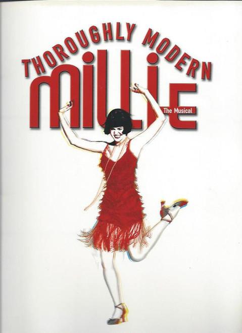 Thoroughly Modern Millie (Musical) Broadway Sutton Foster, Gavin Creel, Harriet Harris