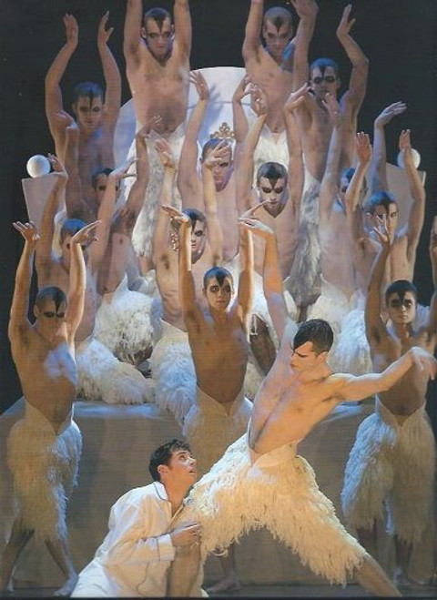 Swan Lake (Ballet) Alan Vincent, Thomas Whitehead, Christopher Williams 2007 Matthew Bourne's Australian Production