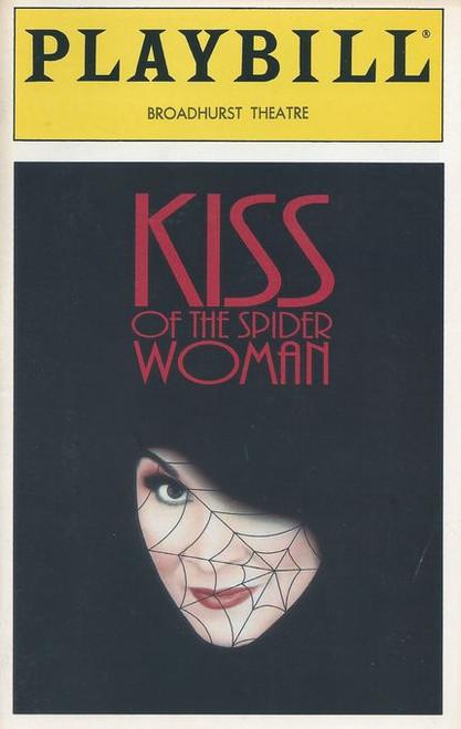 Resultado de imagen para kiss of the spider woman musical