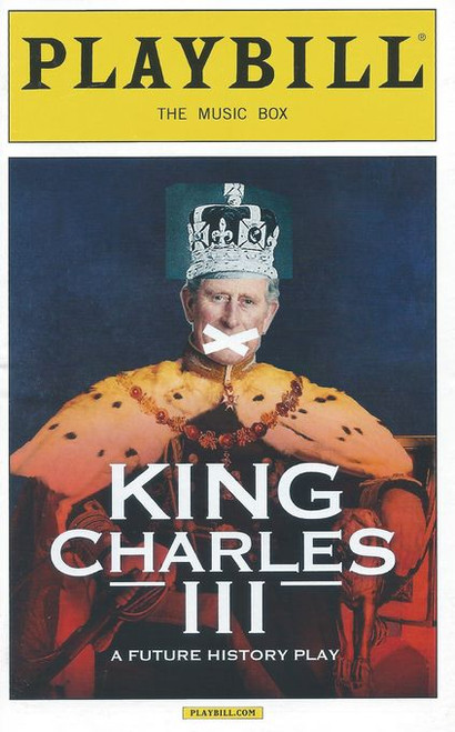 King Charles III is a 2014 play in blank verse by Mike Bartlett. It was premiered at the Almeida Theatre, London, in April 2014 and centres on the accession and reign of King Charles III of the United Kingdom, the possible regnal name of the real Charles, Prince of Wales, and the limiting of the freedom of the press after the News International phone hacking scandal.