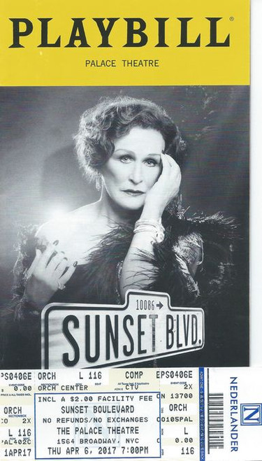 Sunset Boulevard is a musical with book and lyrics by Don Black and Christopher Hampton and music by Andrew Lloyd Webber.
