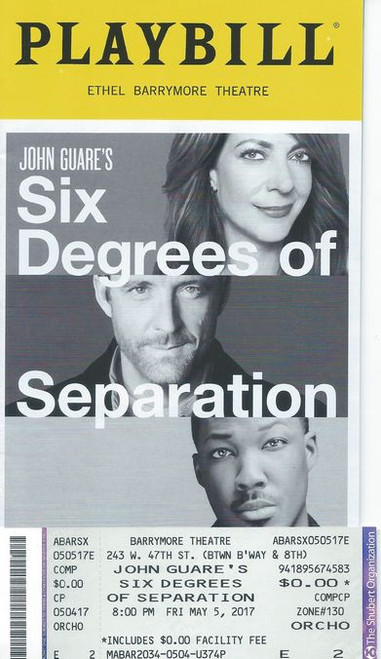 Six Degrees of Separation - 4