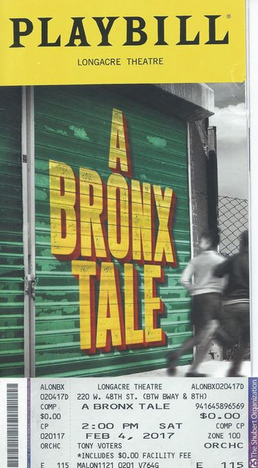 A Bronx Tale tells the story of Calogero Anello, a young boy from a working class family who gets involved in the world of organized crime. Calogero's father is a bus driver who tries to instill working-class family values in his son.