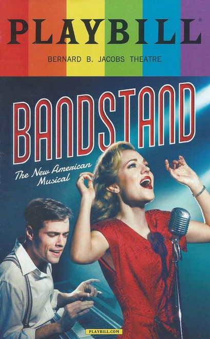 Bandstand is a musical composed by Richard Oberacker with book and lyrics by Oberacker and Robert Taylor. The musical tells the story of a mismatched band of military veterans who join together to compete in a national radio contest in New York City