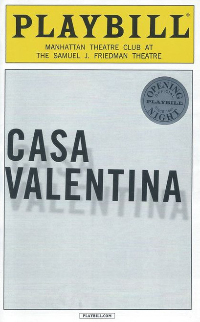 Casa Valentina is a play about straight men who congregate in the Catskills to dress and act like women.