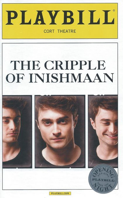 The Cripple of Inishmaan is a dark comedy by Martin McDonagh who links the story to the real life filming of the documentary Man of Aran. Set on the small Aran Islands community of Inis Meáin off the Western Coast of Ireland