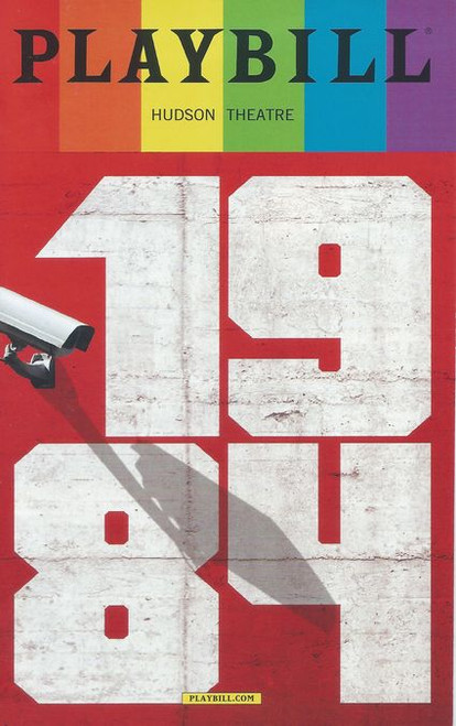 1984 is a 2013 play by Robert Icke and Duncan Macmillan based on the novel Nineteen Eighty-Four by George Orwell.The production premiered at the Nottingham Playhouse on Friday 13 September 2013 in a co-production with the Almeida Theatre and Headlong.