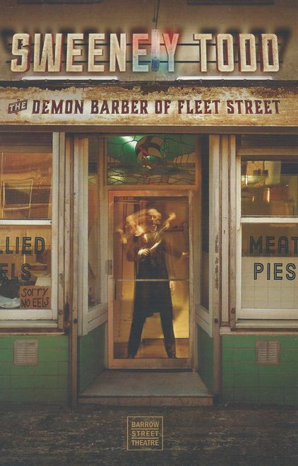 Sweeney Todd, the Demon Barber of Fleet Street is a 1979 musical thriller with music and lyrics by Stephen Sondheim and libretto by Hugh Wheeler. The musical is based on the 1973 play Sweeney Todd, the Demon Barber of Fleet Street by Christopher Bond