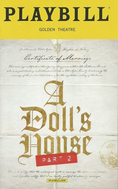A Doll's House Part 2 - 3
