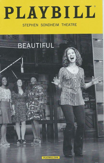 Producer Paul Blake announced that a musical version of King's music and life would be presented on stage, titled Beautiful: The Carole King Musical, and starring Tony-nominated actress Jessie Mueller in the lead role. Beautiful premiered in a pre-Broadway run at The Curran Theatre in San Francisco