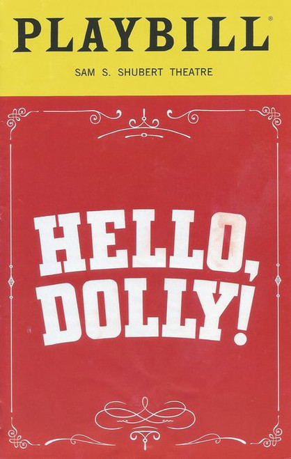 Hello, Dolly! is a musical with lyrics and music by Jerry Herman and a book by Michael Stewart, based on Thornton Wilder's 1938 farce The Merchant of Yonkers, which Wilder revised and retitled The Matchmaker in 1955. Hello, Dolly!