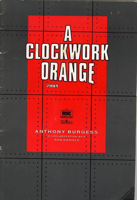 "A Clockwork Orange is: back to Square One. Its violent, yet moralistic core centers around the philosophy of ""leaving well enough alone,"" with a smidgeon of ""what goes around comes around."""