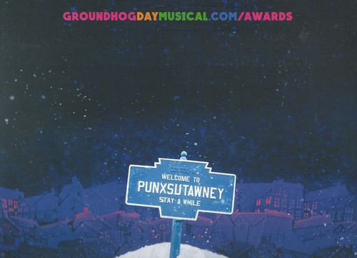 Groundhog Day is a musical comedy with music and lyrics by Tim Minchin, and a book by Danny Rubin, based on the 1993 film of the same name.