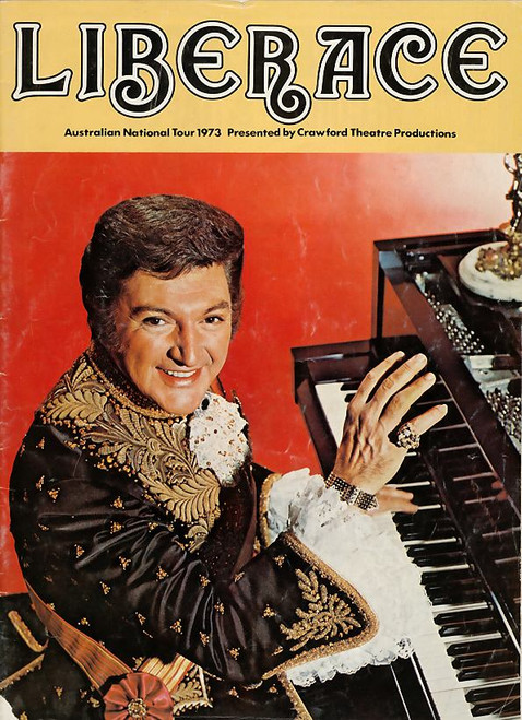 Wladziu Valentino Liberace (May 16, 1919 – February 4, 1987), better known by only his last name Liberace, was a famous American entertainer and pianist
