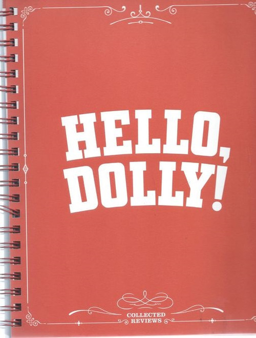Hello, Dolly! is a musical with lyrics and music by Jerry Herman and a book by Michael Stewart, based on Thornton Wilder's 1938 farce The Merchant of Yonkers, which Wilder revised and retitled The Matchmaker in 1955