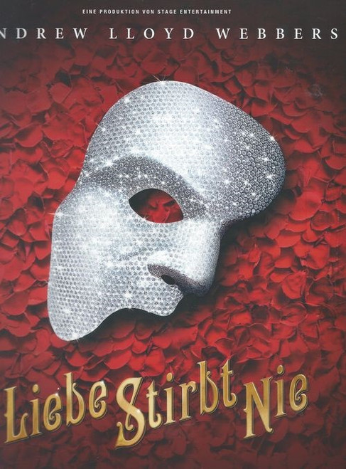 Love Never Dies is a musical with music by Andrew Lloyd Webber, lyrics by Glenn Slater, and book by Lloyd Webber, Slater and Ben Elton. It is a sequel to the Lloyd Webber musical The Phantom of the Opera.
