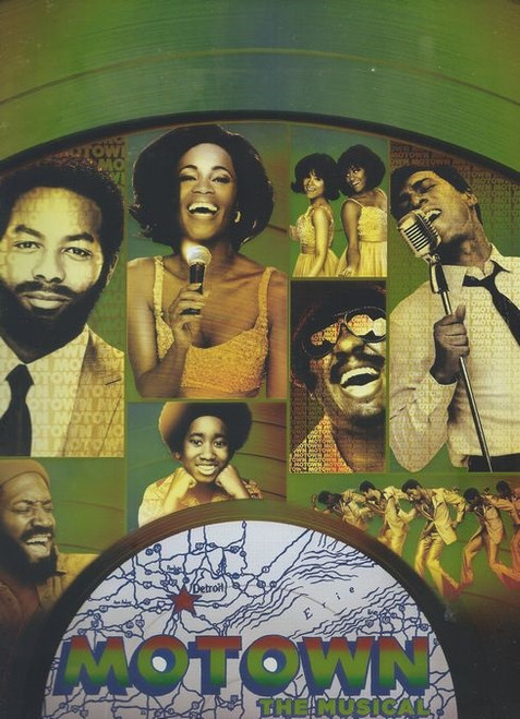 Motown: The Musical is a jukebox musical that premiered on Broadway in April 2013. The musical is based on Berry Gordy's autobiography To Be Loved: The Music, the Magic, the Memories of Motown