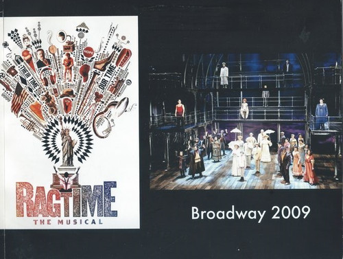 Ragtime is a musical with a book by Terrence McNally, lyrics by Lynn Ahrens, and music by Stephen Flaherty. Based on the 1975 novel by E. L. Doctorow, Ragtime tells the story of three groups in America, represented by Coalhouse Walker Jr., a Harlem musician; Mother, the matriarch of a WASP family in New Rochelle, NY; and Tateh, a Latvian Jewish immigrant