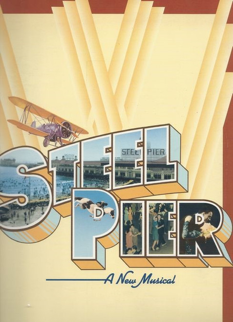 Set in the Depression-era world of marathon dancing, Steel Pier brought together an assortment of characters desperate to dance their way to fame and prizes. Directed by Scott Ellis