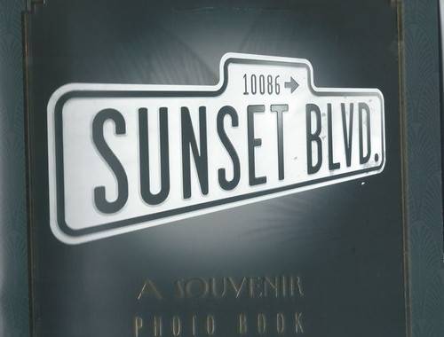Sunset Boulevard is a musical with book and lyrics by Don Black and Christopher Hampton and music by Andrew Lloyd Webber. Based on the 1950 film of the same title,