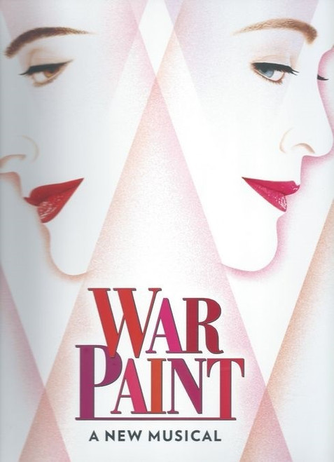 War Paint is a musical with book by Doug Wright, music by Scott Frankel, and lyrics by Michael Korie, based both on Lindy Woodhead's 2004 book War Paint and on the 2007 documentary film The Powder & the Glory