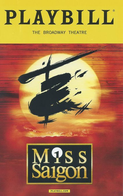 Miss Saigon is a West End musical by Claude-Michel Schönberg and Alain Boublil, with lyrics by Boublil and Richard Maltby, Jr
