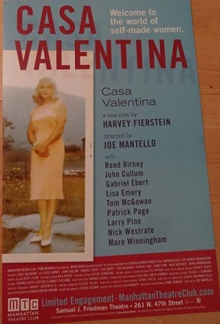 Casa Valentina Broadway 2014  Reed Birney, John Cullum, Gabriel Ebert