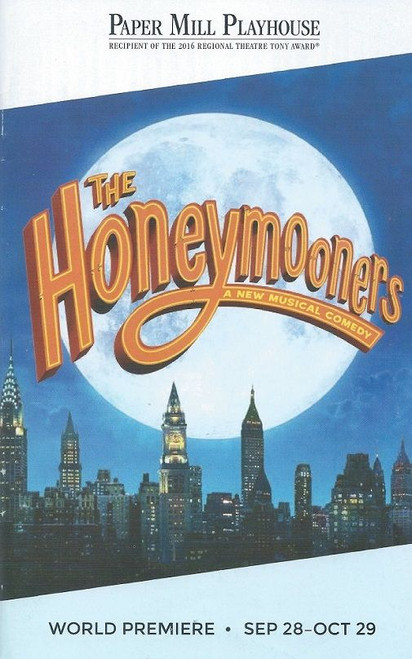 The Musical is based on The Honeymooners  an American television sitcom created by and starring Jackie Gleason, based on a recurring comedy sketch of the same name that had been part of his variety show.