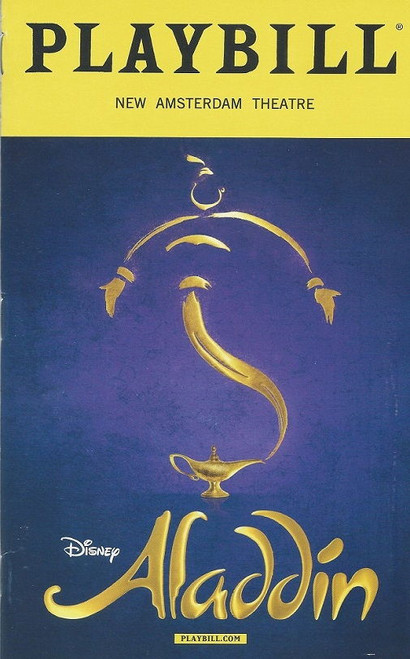 Aladdin is a musical based on the 1992 Disney animated film of the same name with music by Alan Menken and lyrics by Howard Ashman, Tim Rice and Chad Beguelin, who also wrote the book. Aladdin premiered at the 5th Avenue Theatre, Seattle July 2001