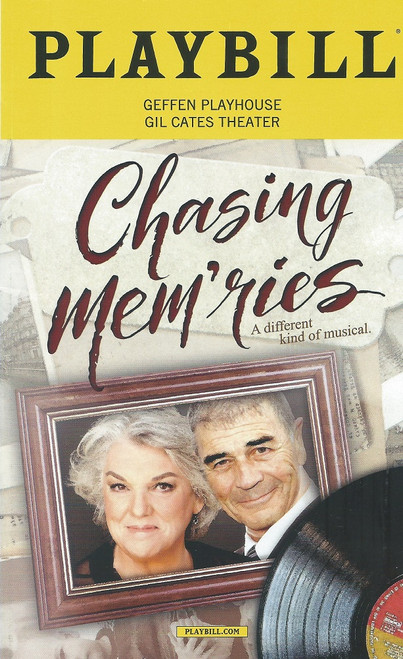 Chasing Mem'ries: A Different Kind of Musical
