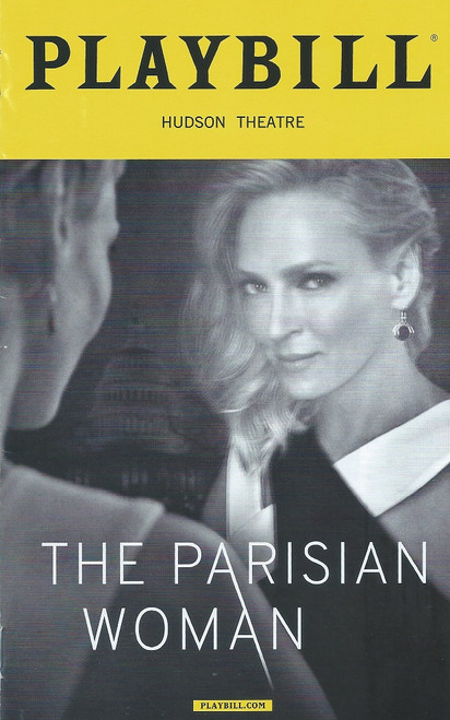 The Parisian Woman is a 2013 play by Beau Willimon. It premiered at the South Coast Repertory in April 2013 and centers on Chloe, a socialite armed with charm and wit, coming to terms with politics, her past, her marriage and an uncertain future. The play opened on Broadway on November 30, 2017. The play is inspired by Henri Becque's La Parisienne.