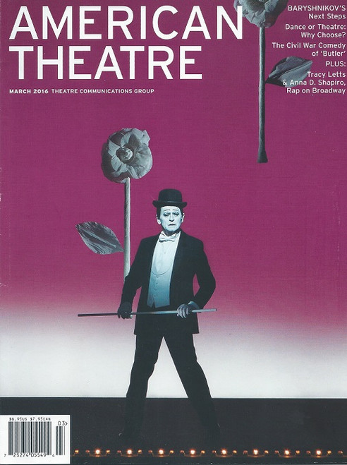American Theatre Magazine, March 2016 Theatre Communications Group Theatre Communications Group (TCG) is a non-profit service organization headquartered in New York City that promotes professional non-profit theatre in the United States. The organization also publishes American Theatre magazine and ARTSEARCH, a theatrical employment bulletin, as well as trade editions of theatrical scripts.