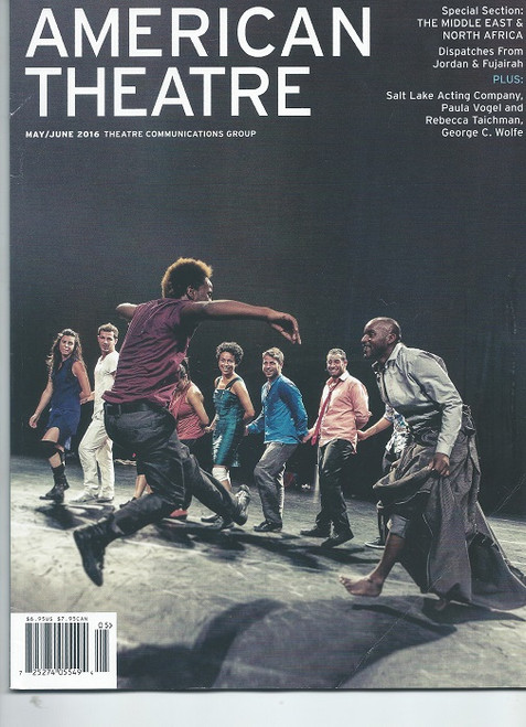 American Theatre Magazine, May/June 2016 Theatre Communications Group Theatre Communications Group (TCG) is a non-profit service organization headquartered in New York City that promotes professional non-profit theatre in the United States.