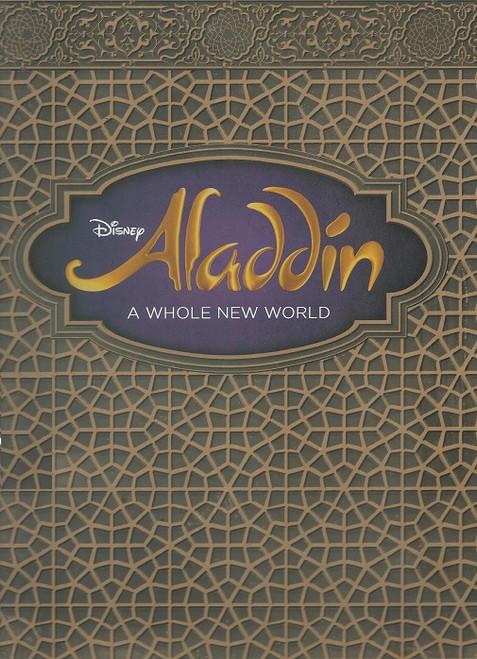 Aladdin (Musical) 2017 USA National Tour, Anthony Murphy - Adam Jacobs - Isabelle McCalla