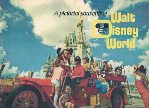 Disneyworld Souvenir Brochure 1972, The Walt Disney World Resort, commonly known as Walt Disney World, or often just as Disney World