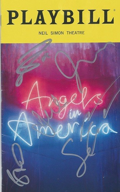 Angels in America: A Gay Fantasia on National Themes is a play in two parts by American playwright Tony Kushner. It has been made into both a television miniseries and an opera by Peter Eötvös. Cast: Susan Brown, Andrew Garfield, Denise Gough, Nathan Lane, Amanda Lawrence, James McAedle, Nathan Stewart-Jarrett, Lee Pace