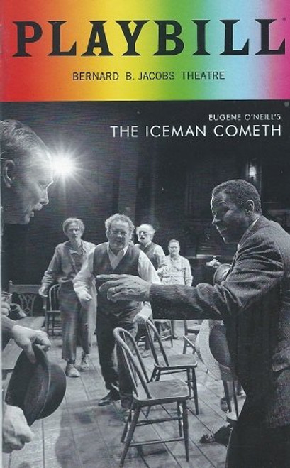 The Iceman Cometh is a play written by American playwright Eugene O'Neill in 1939. First published in 1940 the play premiered on Broadway at the Martin Beck Theatre on 9 October 1946, directed by Eddie Dowling where it ran for 136 performances to close on 15 March 1947.
