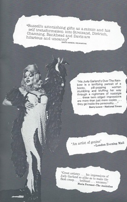 Russell Craig on Tour Australian 1980 Russell Craig Eadie (January 10, 1948 – October 30, 1990), better known by his stage name Craig Russell, was a Canadian female impersonator and actor.