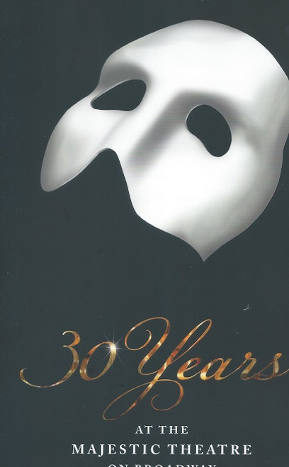 The Phantom of the Opera (Musical) Peter Joback, Ali Ewoldt, Rodney Ingram 2018 Broadway Production Celebrating 30 Years The Phantom of the Opera opened in the West End in 1986, and on Broadway in 1988.
