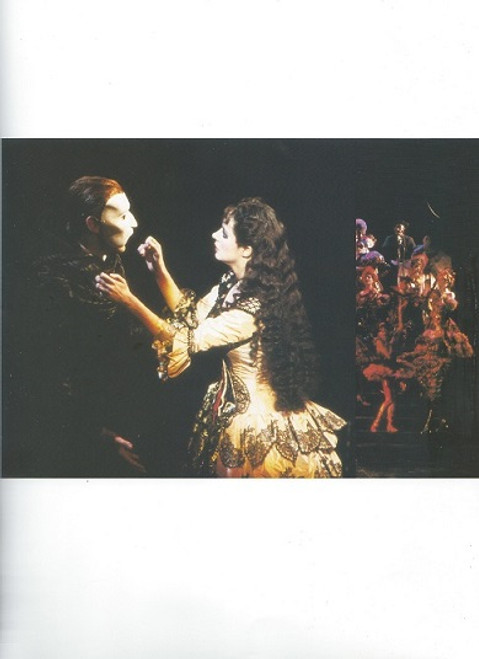 The Phantom of the Opera (Musical) Michael Crawford, Sarah Brightman, 1988 Original Cast Broadway Production  The Phantom of the Opera opened in the West End in 1986, celebrating its 30th anniversary in 2018  on Broadway