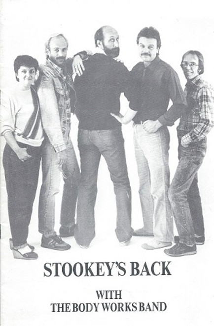 """Stookey's Back - Australian Tour 1985, Noel Paul Stookey  is an American singer-songwriter. Stookey is known as """"Paul"""" in the folk trio Peter, Paul and Mary; however, he has been known by his first name, Noel, throughout his life. He continues to work as a singer and an activist, performing as a solo artist, and occasionally performing with Peter Yarrow."""
